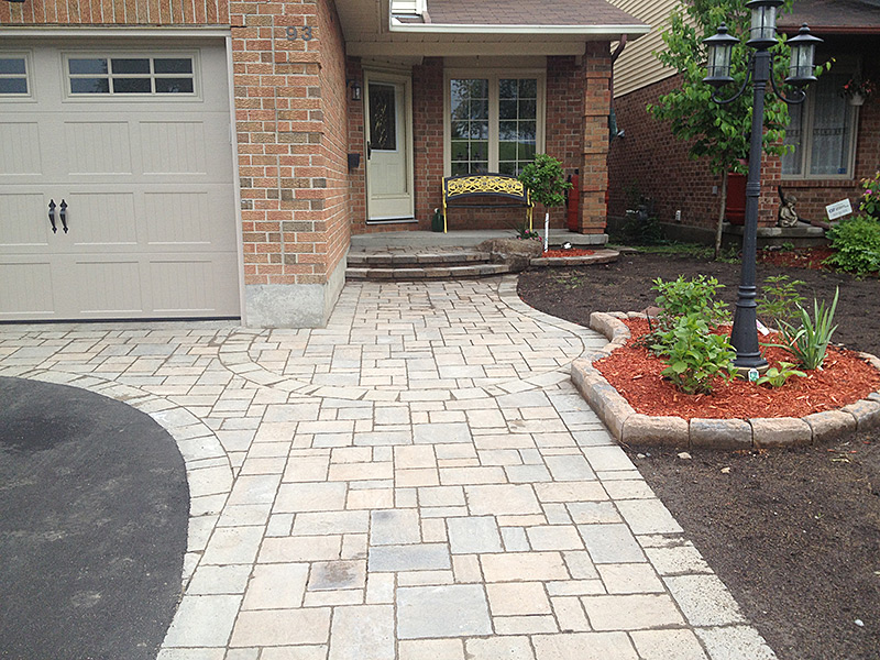 Professional Landscaping Greyrock Paving Ltd Ottawa