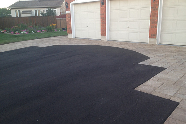Interlock and Paving Project Ottawa