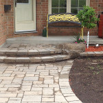 Small interlock and paving project in Ottawa 1